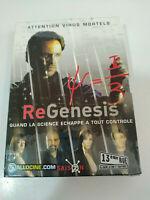 REGENESIS COMPLETE SEASON 2 - COFFRET 4 x DVD ENGLISH FRANCAIS - AM