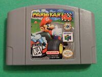 Mario Kart 64 Video Game Cartridge US Version For Nintendo 64 N64 SHIP FROM USA