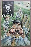 Black Badge #1 Comic - Matt Kindt Cover - Boom Comic NM/NM+ Netflix