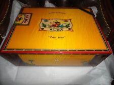 Elie Bleu  Alba Gold Yellow Humidor 200 Count