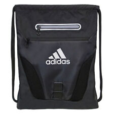 Adidas Unisex Rumble Drawstring backpack / Athletic Gym sack / Sackpack S49693