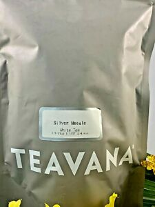 HALF PRICE SALE!! Teavana Silver Needle White Tea 4oz  NEW SEALED