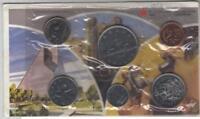 1982 Canada PL RCM Set (6 Coins UNC.)