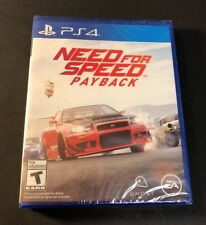 Need for Speed Payback [ Region Free ] (PS4) NEW