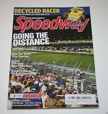 Speedway Illustrated Magazine - May 2008 - 600 Miles at Charlotte Lowes