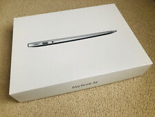 Apple MacBook Air 13-inch A1466 EMPTY BOX + Paperwork + Stickers ONLY