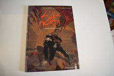 livre bd album l'ile des morts mors ultima ratio guillaume sorel thomas mosdi