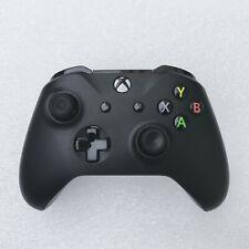 Original Microsoft Xbox One Wireless Controller Black - Model 1708