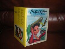 PINOCCHIO - EDITION 1968 GRAND FORMAT CASTERMAN ILLUSTRATIONS SIMONNE BAUDOIN
