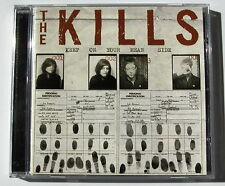 THE KILLS . KEEP ON YOUR MEAN SIDE . CD