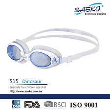 Hochwertige Schwimmbrille für Kinder Kinder Anti Nebel und UV-Schutz S15 blau