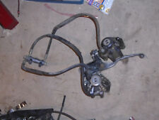 1984 KAWASAKI ZN700-A ZN 700 FRONT BRAKE + BOTH CALIPERS + HOSES