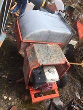 Whiteman Concrete Mixer