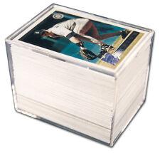 1 Pro-Mold PC150 - 2 Piece Snap Plastic Box Card Storage 150 Card Holder