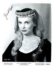 Amazing Vintage JANET LEIGH Signed Photo