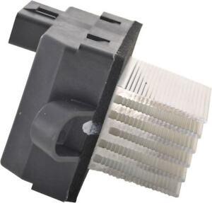 HVAC Blower Motor Resistor Fits: 2004-2012 Fits Chevrolet Malibu, 2005-2010 Fits