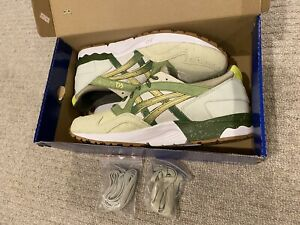 Asics X Feature Gel Lyte V - Prickly Cactus - NEW With Box - Size 12