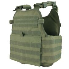 Condor OD Green MOLLE Operator ESAPI Plate Carrier Body Armor Chest Rig MOPC