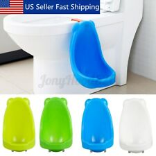 Potty Training Urinal for Baby Boy Toddler Bathroom Pee Trainer Hanging Toilet