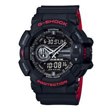 Casio G-Shock *GA400HR-1A Anadigi Heritage Black & Red Gshock Watch COD PayPal