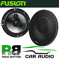 Fusion CP-FR6030 500 WATTS 6.5 Inch 16cm 3 Way Car Van Door Dash Shelf Speakers