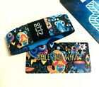ZOX *SMILE AND WAVE* Silver Strap med Wristband w/Card New Mystery Pack MONSTER