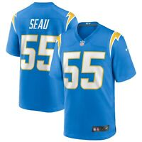 Los Angeles Chargers Junior Seau #55 Nike Men's NFL Game Retired Player Jersey