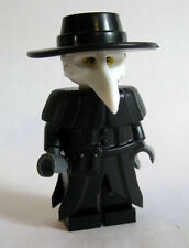 Custom Lego PLAGUE DOCTOR Minifigure  Medieval, Castle, Assassins