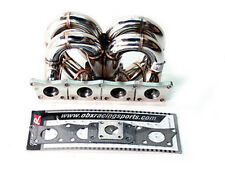 OBX Turbo Manifold Header Front Mount For 98 to 05 Golf MK4 A4 1.8T Equel Length