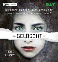 GELÖSCHT-TEIL 1 - TERRY,TERI   MP3 CD NEW