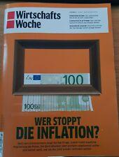 NEUSTE AUSGABE! Wirtschafts Woche - Heft 23/21 04.06.2021 INFLATION WiWo