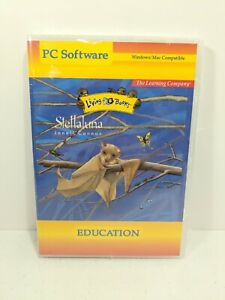 Vintage Stellaluna Janell Cannon Living Books The Learning Company PC Software