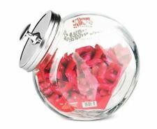 Home Basics Glass Candy Storage Jar - GJ01385