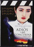 ADIOS A MI CONCUBINA de Chen Kaige. Edición para diarios.