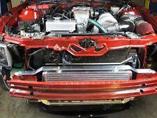 Intercooler Kit + Intake Kit For 05+ Ford Mustang 4.6L Vortec V3 Supercharger