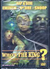 EMINEM-DR DRE-SNOOP - who's the king? - 2 DVD SIGIL
