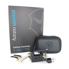 STEALTH 2.0 SET Aluminum Rotary Tattoo Machine Liner Shader Supply Ink (BLUE)