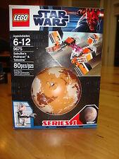 New! Star Wars Lego 9675 Sebulba's Podracer & Tatooine MISB