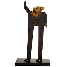 """PAUL WUNDERLICH - Originalskulptur """"FRAGENSTELLER"""""""