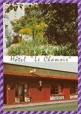Postal-Grenoble - Hotel el gamuza - Restaurantes Calle de Adkins Croizat