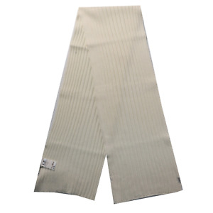 CP Company Wool Scarf White