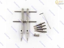 DSLR 3 Tips Spanner Wrench Repairing Opening Tools For Canon Nikon Camera Lens