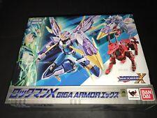 Bandai Tamashii Nations Man X Chogokin Mega Man X (Giga Armor) New
