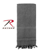 Rothco Shemagh Tactical Desert Scarf Solid Grey #8637