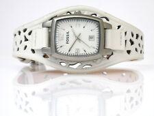 Fossil Watch-Bar - JR8876 mit hellem Band - NEU und ungetragen
