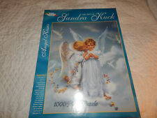 Jigsaw Puzzle Fantasy Mythology Angel Kisses 1000 pieces NEW Sealed  Made in USA
