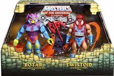 ROTAR & TWISTOID He-Man MOTU Masters Universe Classics SDCC 2015!! IN STOCK!!