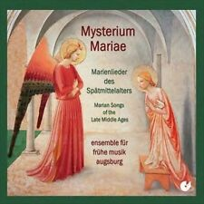 Mysterium Mariae Mélodies mariales du Moyen Âge tardif, New Music