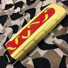 New Exalt Bayonet Barrel Cover Sock Plug Condom - Hot Dog