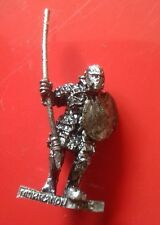 Morranon Mordor orc spear metal citadel GW games workshop lotr the hobbit evil